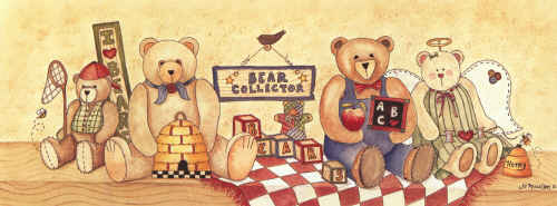 Teddy Bear Collector