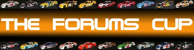 Forums Cup - NASCAR Proxy